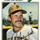 1977 Topps 483 Richie Zisk