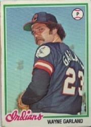 1978 Topps 174 Wayne Garland