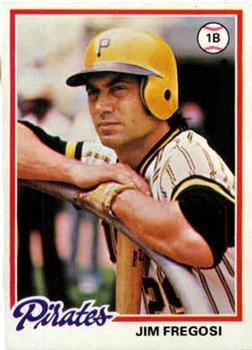 1978 Topps 323 Jim Fregosi DP