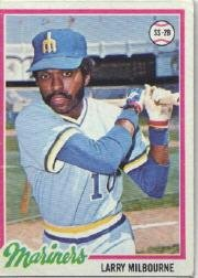 1978 Topps 366 Larry Milbourne DP