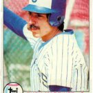 1979 Topps 243 Buck Martinez DP