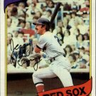 1980 Topps 155 Jerry Remy