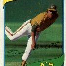 1980 Topps 231 Steve McCatty