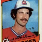 1980 Topps 309 Larry McWilliams