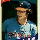 1980 Topps 313 Johnny Grubb