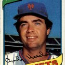 1980 Topps 353 Andy Hassler