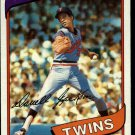 1980 Topps 386 Darrell Jackson