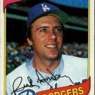 1980 Topps 465 Rick Monday