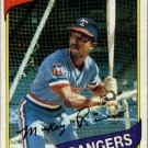 1980 Topps 485 Mickey Rivers