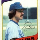 1980 Topps 493 Jerry Martin