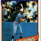 1980 Topps 570 Roy Smalley