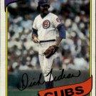 1980 Topps 594 Dick Tidrow