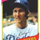 1980 Topps 644 Charlie Hough