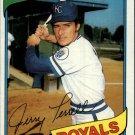 1980 Topps 98 Jerry Terrell