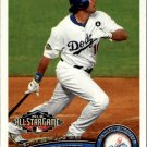 2011 Topps Update US258A Andre Ethier