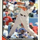 2011 Topps Lineage 123 Andre Ethier