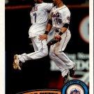 2011 Topps 157 New York Mets TC