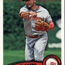 2011 Topps 417 Miguel Cairo
