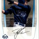 2011 Bowman Prospects BP41 Ty Morrison
