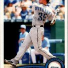 2011 Topps 172 Lyle Overbay