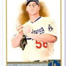 2011 Topps Allen and Ginter 124 Chad Billingsley