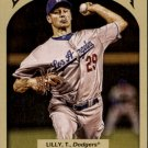 2011 Topps Gypsy Queen 123 Ted Lilly