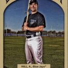2011 Topps Gypsy Queen 129 Aaron Hill