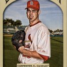 2011 Topps Gypsy Queen 16 Chris Carpenter