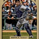 2011 Topps Gypsy Queen 163 Russell Martin