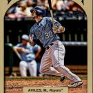 2011 Topps Gypsy Queen 189 Mike Aviles