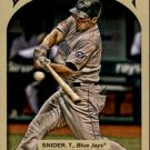 2011 Topps Gypsy Queen 201 Travis Snider