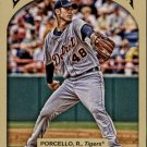 2011 Topps Gypsy Queen 213 Rick Porcello