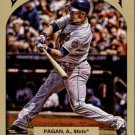 2011 Topps Gypsy Queen 216 Angel Pagan