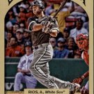 2011 Topps Gypsy Queen 236 Alex Rios
