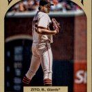2011 Topps Gypsy Queen 255 Barry Zito