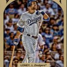 2011 Topps Gypsy Queen 257 James Loney