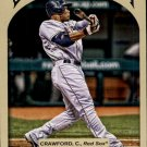 2011 Topps Gypsy Queen 32 Carl Crawford