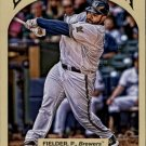 2011 Topps Gypsy Queen 86 Prince Fielder
