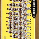 2011 Topps Heritage 192 Florida Marlins