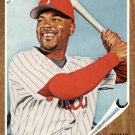 2011 Topps Heritage 284 Jimmy Rollins
