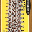 2011 Topps Heritage 43 Los Angeles Dodgers