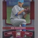 2010 Donruss Elite Extra Edition 96 Rob Rasmussen