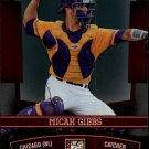 2010 Donruss Elite Extra Edition 99 Micah Gibbs