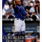 2010 Topps 445 Miguel Olivo