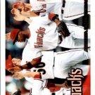 2010 Topps 539 Arizona Diamondbacks