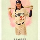 2010 Topps Allen and Ginter 220 Manny Ramirez