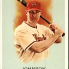 2010 Topps Allen and Ginter 305 Kelly Johnson SP