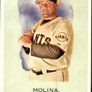2010 Topps Allen and Ginter 33 Bengie Molina