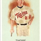 2010 Topps Allen and Ginter 145 Jim Thome