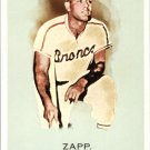 2010 Topps Allen and Ginter 243 Jim Zapp